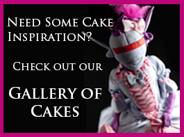 Cake Inspiration Gallery