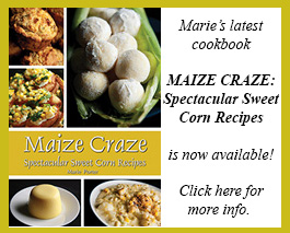 Maize Craze: Spectacular Sweet Corn Recipes.