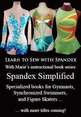 Learn to sew with spandex