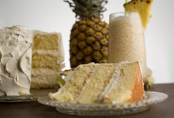 Bahama Mama Torte Recipe