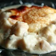 Gluten Free Cod au Gratin