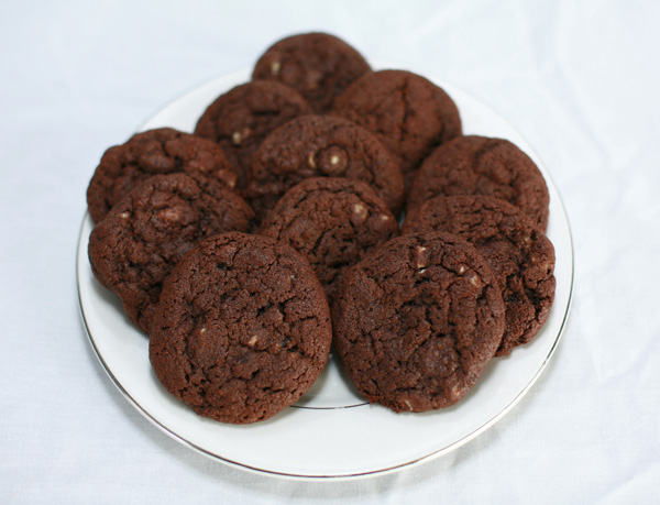 recipe: chewy chocolate cookie recipes [12]