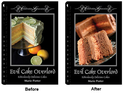 Order the Evil Cake Overlord Cookbook!
