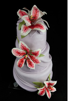 Amy and Lisas Wedding Cake Recipe You Dont Want To Miss