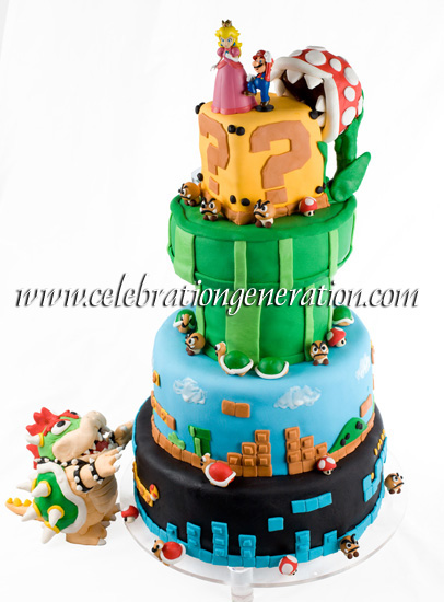 mario bros wedding cake coolest wedding cake 17142