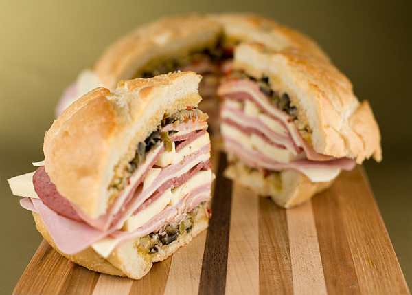 Image Result Foraletta New Orleans Style Olive Salad Sandwich Recipe