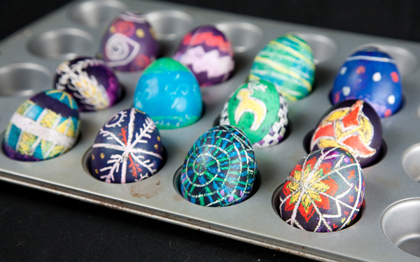 Easy Pysanky How To Aka Epic Easter Eggs