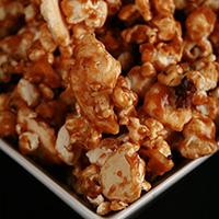 Apple Cinnamon Caramel Popcorn