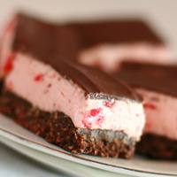 cherry nanaimo bars recipe