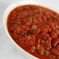 Peppery Chili