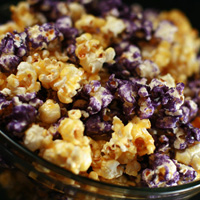 fruity glazed popcorn recipe