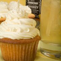 Lynchburg Lemonade Cupcakes