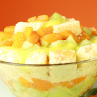 melon ball trifle recipe