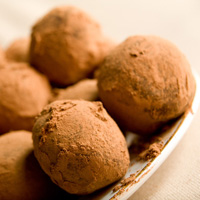 Andes Mint truffles recipe