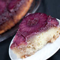 French martini upside down cake recipe