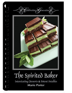 Order the Spirited Baker Cookbook!