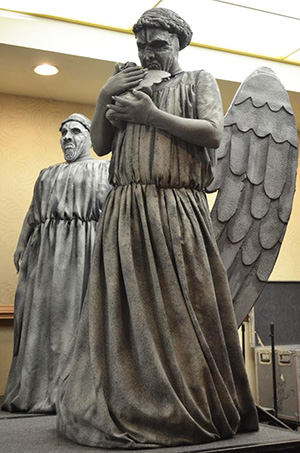 How to Make Weeping Angel Costumes – Costuming Tutorial