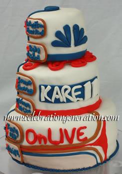 Kare OnLive Cake