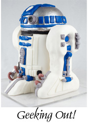 Geeky cakes by Celebration Generation