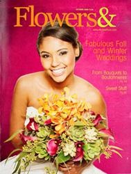 Flowers & Magazine