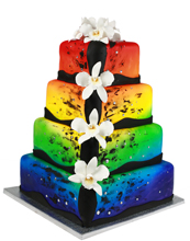 Twin Cities Pride Committment Cake 2009