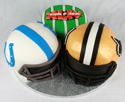 2010 Superbowl cake